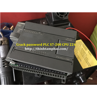 Crack password PLC Siemens S7-200 lấy ngay