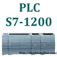 PLC Siemens S7-1200. Bộ lập trình PLC Siemens