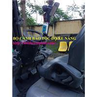 Lắp thiết bị cảnh báo tốc độ xe nâng cho công ty TNHH Cargill Việt Nam tại Biên Hòa