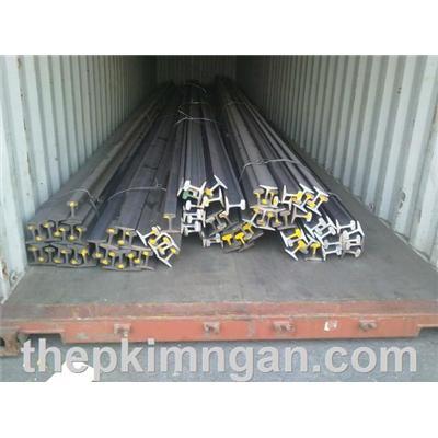 Thép ray tầu P11 / P15
