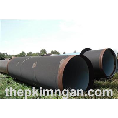 Thép ống Hàn loại lớn phi 610 - 3000