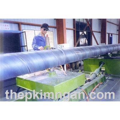 thép ống hàn xoắn dài 30 mét