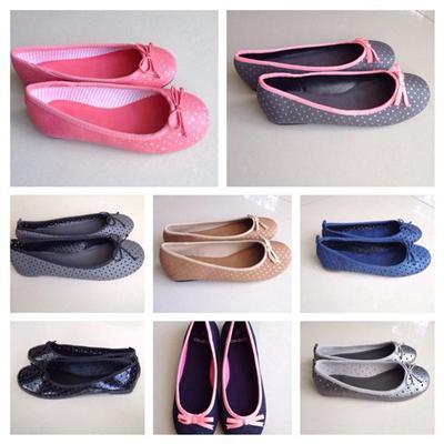 Giày bé gái các loại okaidi 199