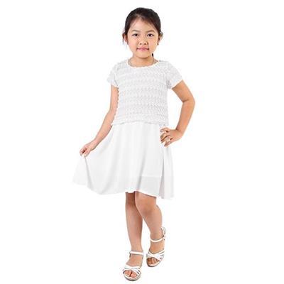 Đầm ren bé gái 241