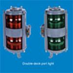 Double-deck port light  Double-deck port light