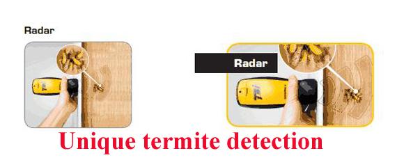 Termite Detection Radar
