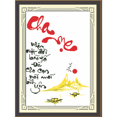 CHA MẸ - 8037