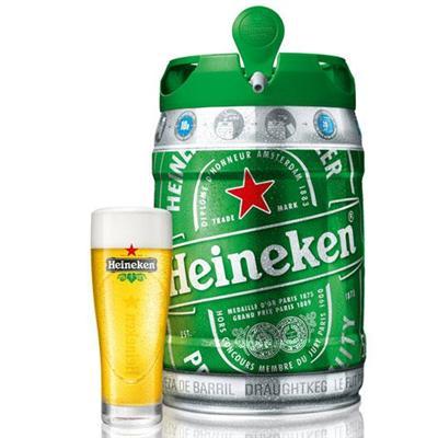 Bia Heineken bom 5L