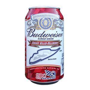 Bia lon Budweiser 330ml - mỹ