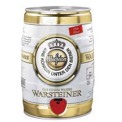 Bia WARSTEINER 5L -Đức