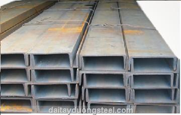 Thép hình chữ U - HOT ROLLED STEEL CHANNEL