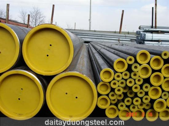 Thép ống nhập khẩu cán nóng -Seamless steel pipe