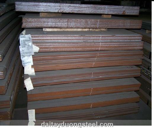 Thép tấm tiêu chuẩn( Standard plate steel):