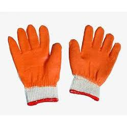 Găng tay len phủ nhựa