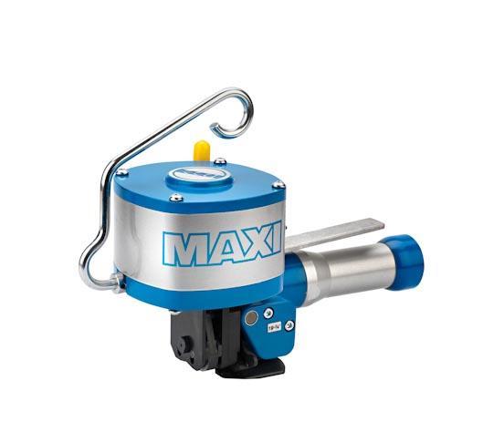 Máy đóng đai thép dùng hơi 3 in 1 MAXI ( TITAN-ĐỨC )