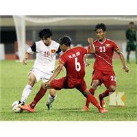 U19 VN-U19 Myanmar: Tranh hùng tìm số 1 Đông Nam Á