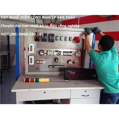 Mô hình dạy thiết kế tủ điện công nghiệp
