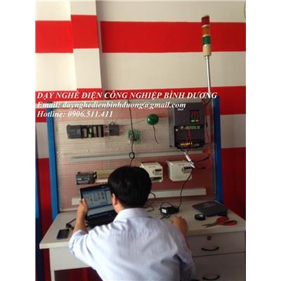 Dạy lập trình PLC  Day lap trinh PLC
