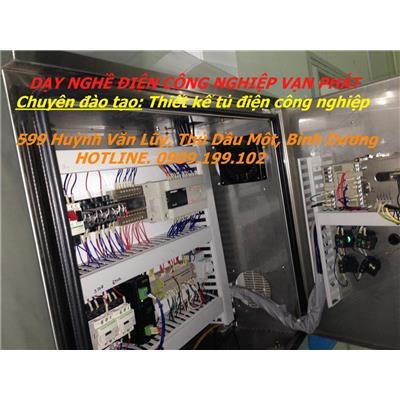 Dạy thiết kế tủ điện