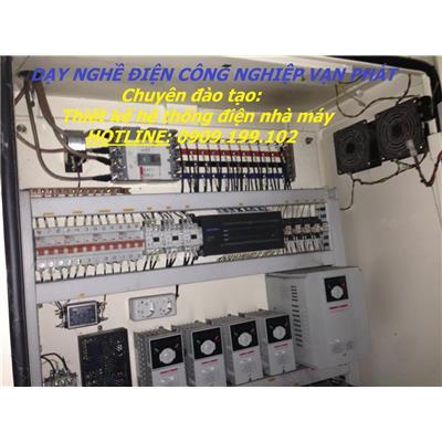 Thiết kế Tủ điện - Hệ thống điện nhà máy