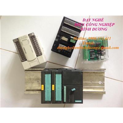Lập trình PLC Siemens, Omron, Mitsubishi,...  Lap trinh PLC Siemens, Omron, Mitsubishi,...