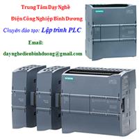 Khai giang lop day lap trinh plc siemens s7-1200