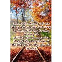 HÃY GIỮ TỪNG KHOẢNH KHẮC