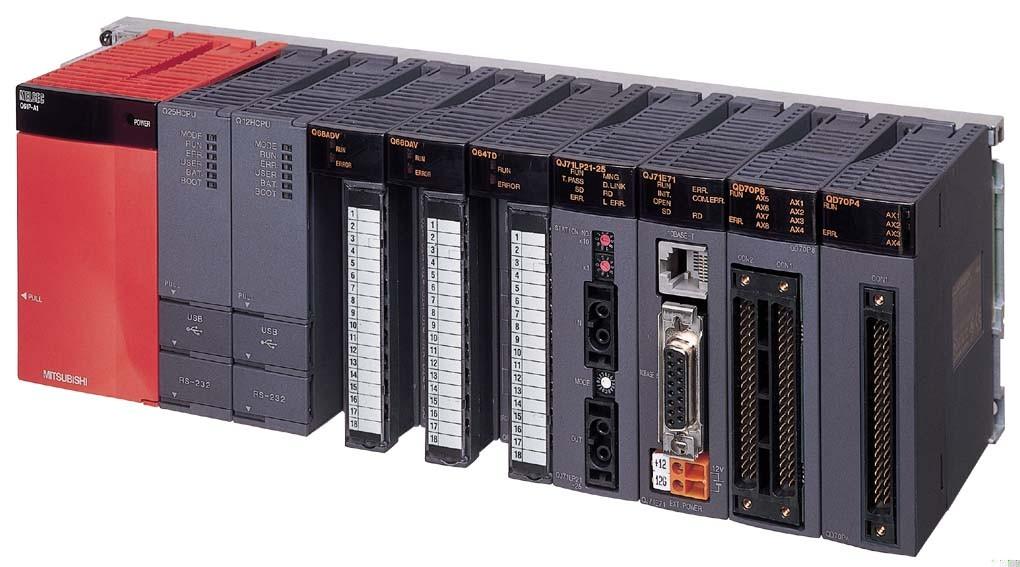 PLC-MITSUBISHI-Q-CPU