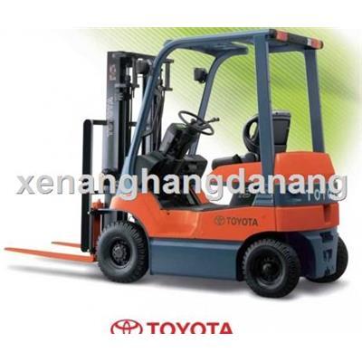 Xe nâng hàng chạy điệnToyota 1,5 - 3 tấn