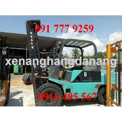 xe nâng dầu hãng sumitomo 4,5 tấn  xe nang dau hang sumitomo 4,5 tan