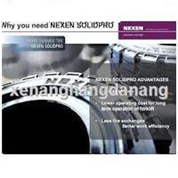 vỏ đặc xe nâng hàng hiệu Nexen-Hàn Quốc