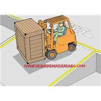 Cách vận hàng xe nâng hàng an toàn– P14