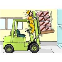 Cách vận hành xe nâng hàng an toàn – P2