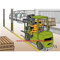 Cách vận hàng xe nâng hàng an toàn– P5