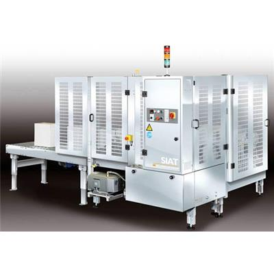 Máy tự động mở thùng và dán đáy F344 (ITALY)