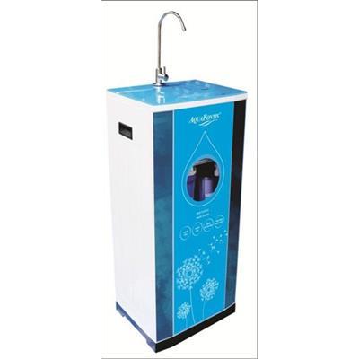 MSP: RO10B - Máy lọc nước Aquafontis RO 10 lõi tủ kính đèn UV