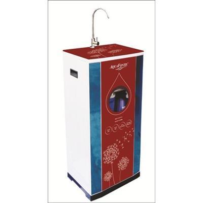 MSP: RO09B - Máy lọc nước Aquafontis RO 9 lõi tủ kính đèn UV