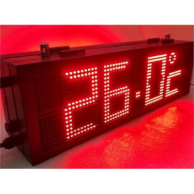 Bảng led hiển thị nhiệt độ - Bảng hiển thị nhiệt độ led ma trận