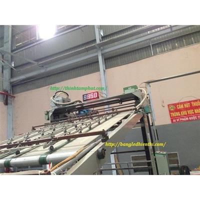 Hệ thống giám sát sản xuất, giám sát tốc độ sản xuất