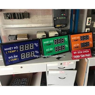 Bảng led hiển thị nhiệt độ độ ẩm giá siêu rẻ