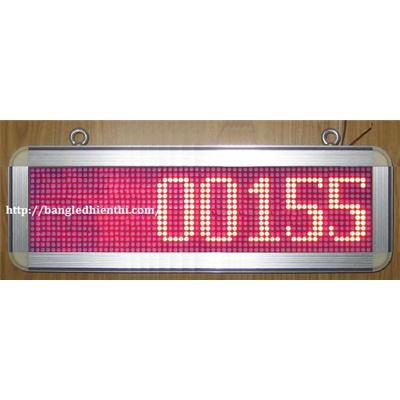 Màn hình hiển thị LED kép Dot Matrix dùng cho bộ đếm sản phẩm