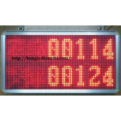 Bảng led hiển thị năng suất sản xuất bằng led Dot Matrix