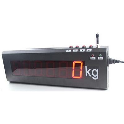Bảng led điện tử hiển thị khối lượng tùy chỉnh