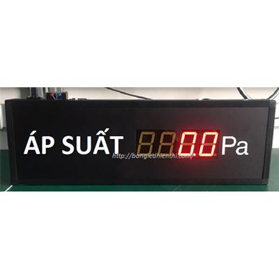 Bảng led điện tử đo áp suất. Bảng led hiển thị áp lực.