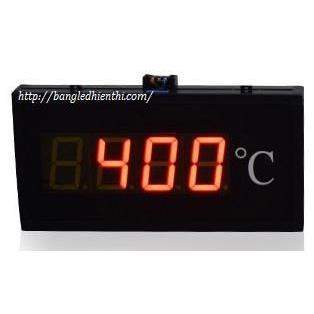 Bảng led hiển thị nhiệt độ 2 mặt