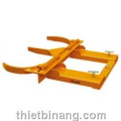 Kẹp nâng thùng phuy dùng cho xe Forklift  Kep nang thung phuy dung cho xe Forklift