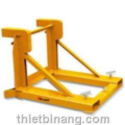 Kẹp nâng thùng phuy dùng cho xe Forklift