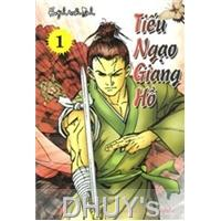 Tiếu ngạo giang hồ--trọn bộ 4c bìa cứng  Tieu ngao giang ho--tron bo 4c bia cung