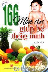 166 món ăn giúp Bé thông minh