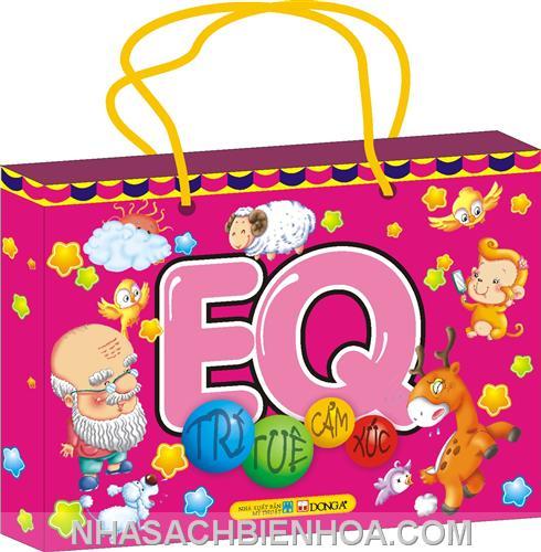 Bộ sách EQ- Trí tuệ cảm xúc- 10 cuốn